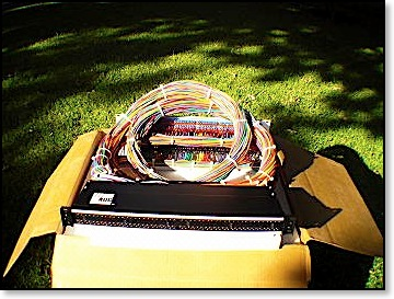 Adc bantam patch bay cables